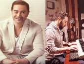 """""""قربلى"""" أجدد أغانى مدحت صالح فى عيد الحب بتوقيع الملحن محمود أنور"""
