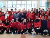 منتخب الكاراتيه يشارك في بطولة الجائزة الكبرى بالبرتغال وأذربيجان