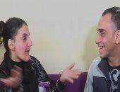 """""""حمدي ومنة"""".. قصة حب تحدت الصعاب وتكللت بالزواج"""