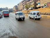 صور .. أمطار خفيفة على مدن القليوبية .. والمحافظ يرفع حالة الطوارئ