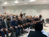 صور.. مطار الغردقة الدولى ينفذ تجربة طوارئ لمواجهة حوادث الطائرات