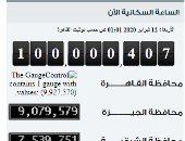 صدق أو لا تصدق.. أعداد المصريين ترتفع 407 نسمة فى أقل من 24 ساعة