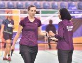 مصر تودع منافسات زوجي سيدات الريشة الطائرة فى أولمبياد طوكيو