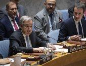 أمين عام الأمم المتحدة: 90% من إصابات كورونا فى المناطق الحضرية