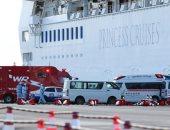 ارتفاع عدد المصابين بفيروس كورونا على متن سفينة سياحية باليابان لـ 218 حالة