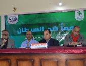 صور.. انطلاق حملة توعوية بمخاطر واكتشاف مرض السرطان بشمال سيناء