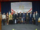 رئيس جامعة الإسكندرية: خطة ممنهجة لمكافحة الفساد والتوعية بمخاطرة (صور)