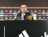 سارى: يوفنتوس سيقاتل للنهاية والصراع على الدوري الإيطالي أصبح مختلفًا