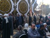 عائلة الشهيد مصطفى عبيدو يطالبون بإطلاق اسمه على مدرسة وردان الصناعية بالجيزة