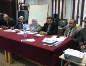 وكيل تعليم كفر الشيخ تترأس لجنة لاختيار موجه عام وموجه أول مركزى لرياض الأطفال