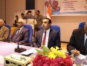 نائب محافظ قنا ورئيس الجامعة يشهدان المؤتمر العلمى الثانى لكلية العلاج الطبيعى
