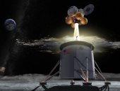 خطة ناسا لوضع البشر على القمر فى 4 سنوات