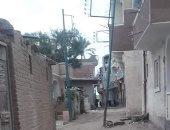 شكوى من تهالك أعمدة الكهرباء فى قرية زاوية سالم بالبحيرة