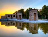معبد ديبود أهداه عبد الناصر ليزين مدينة مدريد.. اعرف قصته