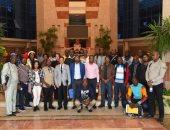 """""""العربية للتصنيع"""" تستقبل 40 شابا إفريقيا للتدريب في مصانعها"""