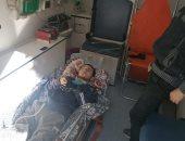 صور.. محافظ أسيوط يوفر سيارة إسعاف لنقل مريض لإجراء فحوصات معاش تكافل وكرامة