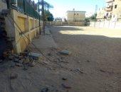 توقف أعمال صيانة مركز شباب الحلة.. شكوى شباب القرية بمحافظة قنا