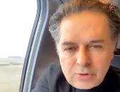 راغب علامة يستقل القطار فى فرنسا.. ويوجه رسالة لرئيس وزراء لبنان... اعرف القصة
