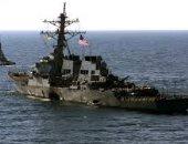 """الدفاع الروسية تمنع المدمرة الأمريكية """"جون ماكين"""" من تجاوز الحدود البحرية"""