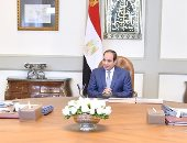 الرئيس السيسى يوجه بمواصلة تنفيذ مشروعات الربط الكهربائي مع دول الجوار