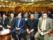 قيادات حزبية وشخصيات عامة يشاركون فى عزاء نائب رئيس حزب الحرية المصرى