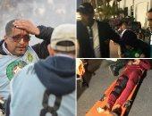 الرجاء المغربي يرد على أحداث شغب مباراة الجيش الملكى فى بيان رسمى