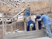 التصدى لـ8 حالات بناء مخالف والتحفظ على طن حديد بالإسكندرية