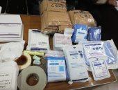 استدعاء ضابط تحريات واقعة ضبط متهم بحيازة مستلزمات طبية فاسدة بالوايلى