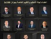 لجنة تحكيم bt100 تبدأ اختيار أفضل 50 مؤسسة وشخصية ساهموا فى دعم الاقتصاد المصرى
