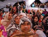 النساء يشاركن بقوة بمظاهرات ضد قانون الجنسية فى الهند