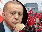 عمال بلدية إسطنبول يتظاهرون لعدم تفاضيهم رواتبهم منذ عام