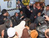 محافظ الإسكندرية: افتتاح مشروعات قومية خلال الفترة القادمة بالمحافظة
