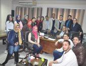 إقبال كثيف لمبادرة شفاء المقامة من حزب الحرية المصرى بالغربية