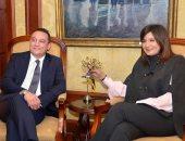 نائب وزير خارجية اليونان: الرئيس السيسى أنقذ مصر والمنطقة من الانهيار