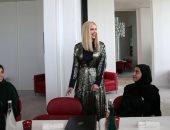 إيفانكا ترامب تصل الإمارات لحضور منتدى دولى ولقاء عدد من الزعماء الإقليميين