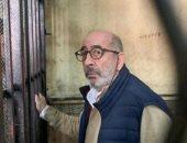 تعرف على آخر أعمال الفنان بطرس غالى المحكوم عليه بـالسجن 30 عاماً