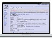 نظام ذكاء اصطناعى يحدث المعلومات والجمل تلقائيًا فى مقالات ويكيبيديا