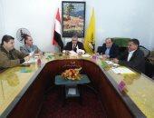 صور.. انعقاد لجنة تجديد الترقيات بتعليم شمال سيناء