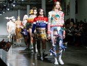أسبوع الموضة فى لندن يعرض إبداعات كبار المصممين العالميين