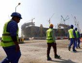 فضائح قطر تتواصل.. هيومن رايتس تنتقد فشل الدوحة فى حل مشاكل أجور العمال