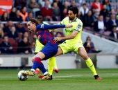 """برشلونة ضد خيتافى.. جريزمان يسجل أول أهداف البارسا فى الدقيقة 33 """"فيديو"""""""