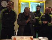 المقاولون يحتفل بعيد ميلاد عماد النحاس