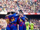 شاهد.. أجمل أهداف برشلونة فى 2020 قبل استئناف الدوري الإسباني