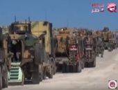 المرصد السورى: القوات التركية تجدد قصفها على مناقش شمال حلب