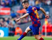 برشلونة ضد الريال.. ألبا يقترب من الغياب عن البارسا فى الكلاسيكو للإصابة