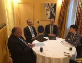 وزير الخارجية يبحث مع نظيرته النرويجية تطورات الأوضاع في ليبيا