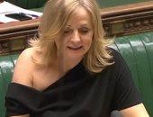 اشترته بـ35 استرلينى وباعته بـ20 ألفا.. سر فستان برلمانية بريطانية مثير للجدل