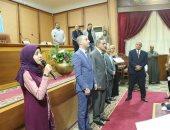 محافظ كفر الشيخ يتفقد موقف القاهرة الجديد ويوجه بزيادة مقاعد الانتظار