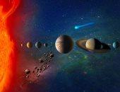 اعرف كيف صنع نظامنا الشمسى قبل أكثر من 4.5 مليار سنة