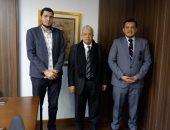 """""""تنسيقية شباب الأحزاب """"تلتقى الدكتور عبد المنعم سعيد للاستماع لرؤيته"""